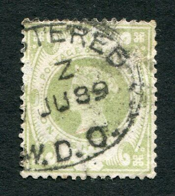 Stamp Lot Of Great Britain Scott #122 ($72.50)
