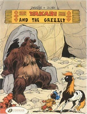 Yakari and the Grizzly Paperback Book The Cheap Fast Free Post