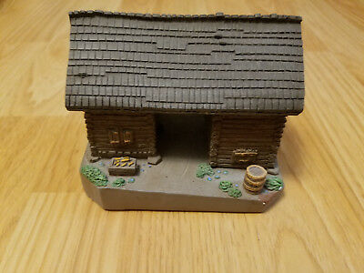 American Heritage Gallery Cades Cove Series Buggy Shed Corncrib 1242/3500