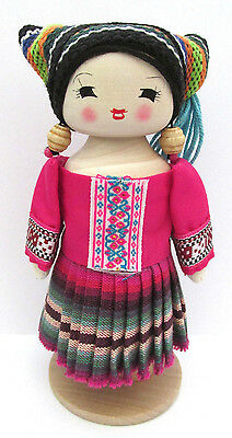 "Xiao Qing 6.5"" Sui Doll In National Costumes of China - Nib"