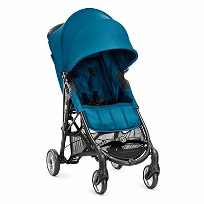 Baby Jogger City Mini Zip - Silla de paseo, color turquesa (Turquesa)