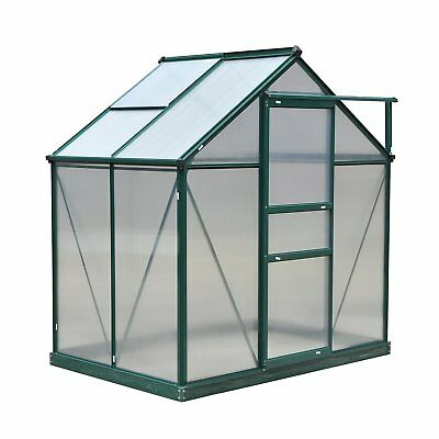 Outsunny 4 Ft. W x 6 Ft. D Greenhouse
