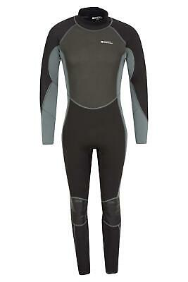 Mountain Warehouse Mens Wetsuit with Neoprene Fabric and Flat Seams - 2.5 mm