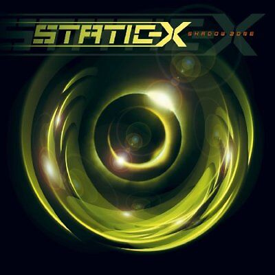 Static-X - Shadow Zone (U.S. Version) - Static-X CD 9WVG The Fast Free Shipping