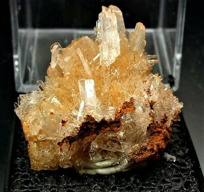 Minerals : Hemimorphite Crystal Group From Mexico