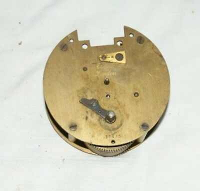 Vintage ELLIOTT (London) Clock  Movement, Spares/Repair