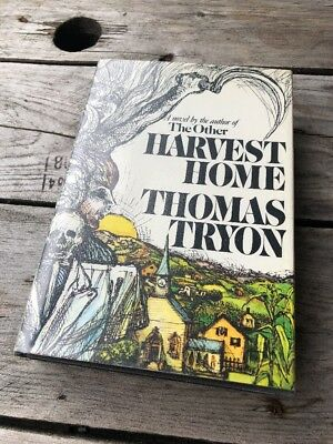 First Edition HARVEST HOME THOMAS TRYON 1973