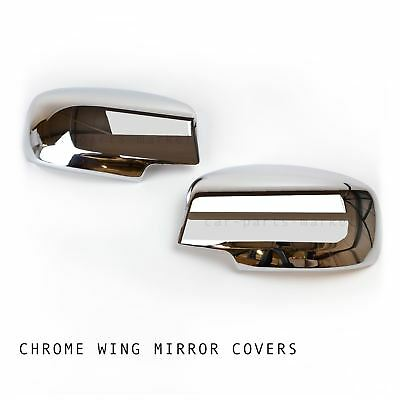 For Suzuki Swift 2005-2011 Chrome wing mirror cover caps