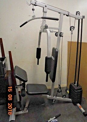 PRO FITNESS GV Home Use Multi Gym With Manual - S84