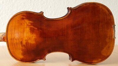 old violin 7/8 geige viola cello fiddle label JACOBUS THOMA