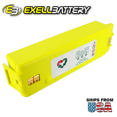 12V 7.5 A-Hr AED Replacement Battery For Cardiac Science & Powerheart G3 AEDs