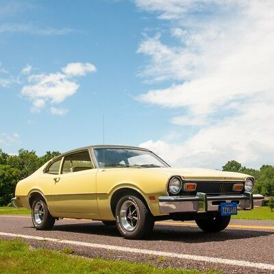 1977 Ford Maverick Coupe  1977 Ford Maverick Coupe