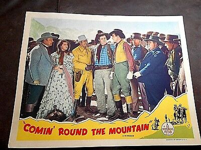 Gene Autry           Comin Round The Mountain