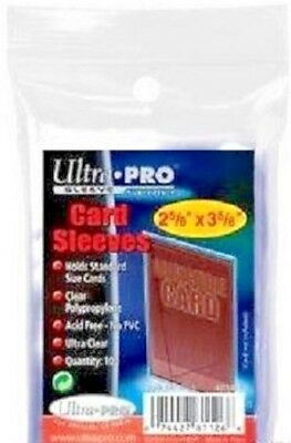 Ultra Pro Soft Card Sleeves for Trading Cards - Pack of 100 Deck Protectors