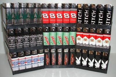 Disposable Cigarette Lighters Resale/Give Away/Party -You Choose Your Rows!-