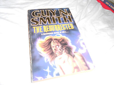 The Resurrected by Guy N. Smith (Paperback, 1991)
