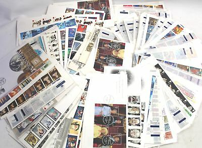 Large Collection Of Vintage British FIRST DAYS COVERS - Collectible, 1.7kg - H18