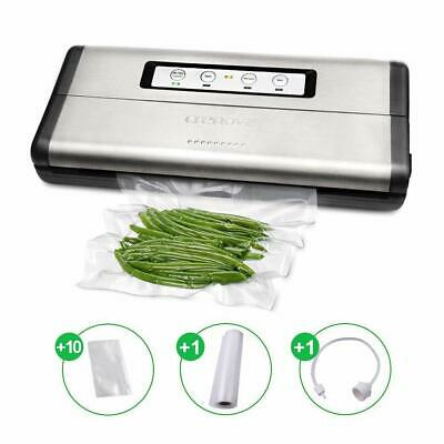 Vacuum Sealer Food Saver Machine Automatic Dry&Wet Food Sealer Vacuum Packing