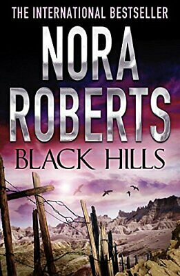 Black Hills by Roberts, Nora Paperback Book The Cheap Fast Free Post
