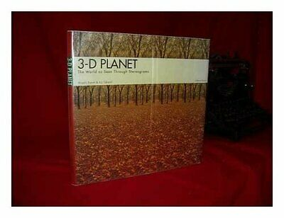 3-D Planet : The World as Seen Through Stereograms Paperback Book The Cheap Fast