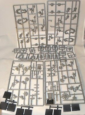 Warhammer Fantasy Age Of Sigmar Chaos Warriors Of Chaos x10 New On Sprue