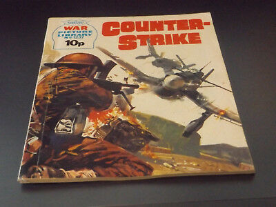 WAR PICTURE LIBRARY NO 1237!,dated 1976!,V GOOD for age,great 42!YEAR OLD issue.