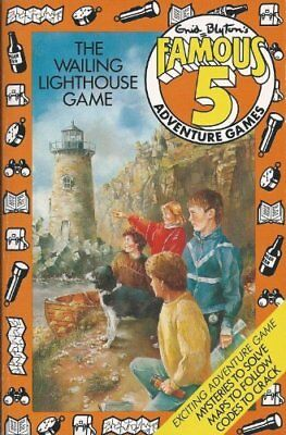 The Wailing Lighthouse Game (Famous Five Adventure Games)-Enid Blyton, Stephen