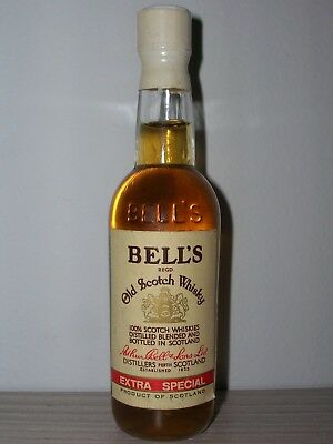 MINIATURA COLLECTION WHISKY BELL'S EXTRA SPECIAL cl.2,8 gr.43