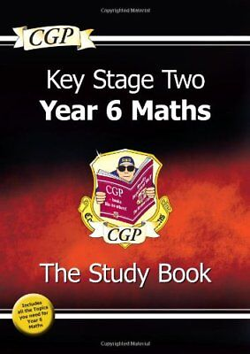 KS2 Maths Targeted Study Book - Year 6 (for the New Curriculum): The Study Bo.