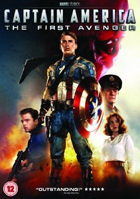 Captain America - The First Avenger [DVD] -  CD 08LN The Fast Free Shipping