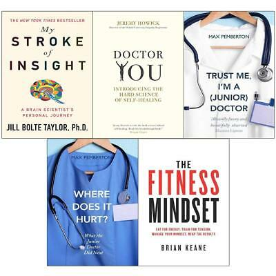 Fitness mindset, my stroke of insight, doctor you, trust me, i'm a (junior) New