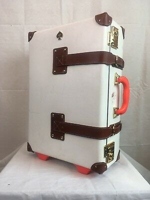 sports shoes b8b9e 7c646 KATE SPADE STEAM Line Steamline Cabin Suitcase Globetrotter Globe Trotter  Case