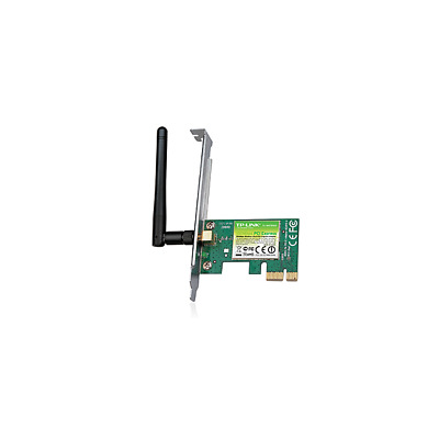 TP-LINK TL-WN781ND 150Mbps Wireless PCI Epress Adapter Internal 150Mbit/s