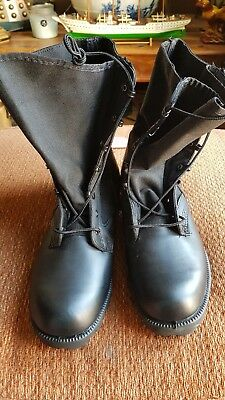 British Army Welco Boots Size 8R  Never Worn