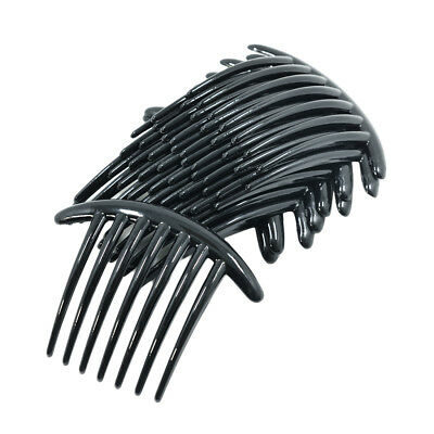 10pcs Women Girls Plastic Side Clip Hair Comb French Twist Hair Accessories