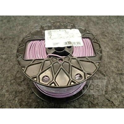 Southwire 23956601 THHN Tool Wire, 500ft Spool, 14AWG, STR, Purple