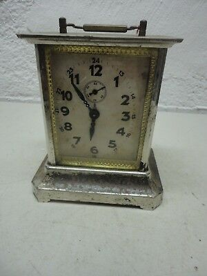 Vintage Carriage Clock Non-Working