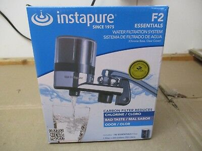 Instapure F2Bct3P-1Es Water Filtration System F2 Nib  Fast/free Shipping