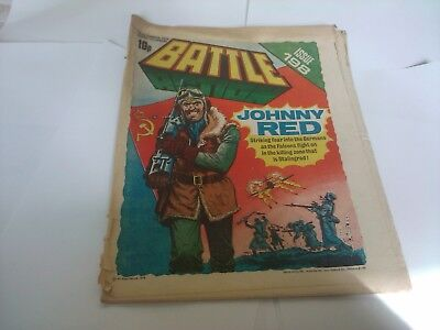BATTLE ACTION Comic 16th December 1978