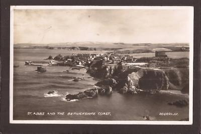 St.Abbs and the Berwickshire Coast. RP.  1937.