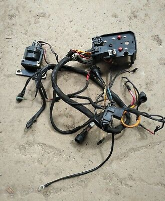 Engine Side Wire Harness 1996 Volvo Penta 4.3GL