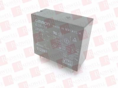 Omron G2R-14-Dc24 / G2R14Dc24 (Rqaus1)