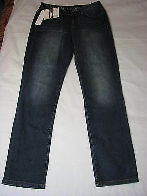 "NEW 30"" Calvin Klein Ultimate Skinny Blue Jean Power Stretch ladies women NWT 10"