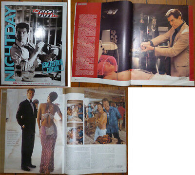 The Mail on Sunday Special Die Another Day James Bond 007 November 2002 UK