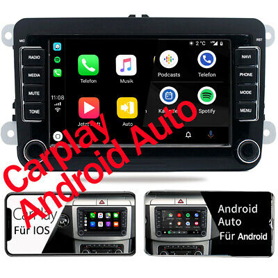 Autoradio VW RCN210 BLUETOOTH CD USB AUX GOLF 5 PASSAT TOURAN POLO TIGUAN CADDY