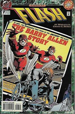 The Flash Annual No.7 / 1995 Elseworlds