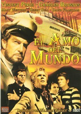 El Amo Del Mundo (Master of the World) -  CD WQVG The Fast Free Shipping