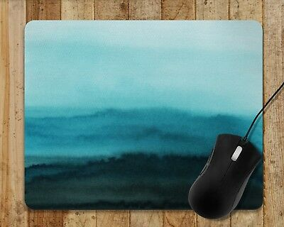 Mouse Pad Tons Of Different Colors Ombre Watercolor Art Home Decor Mouse Pad