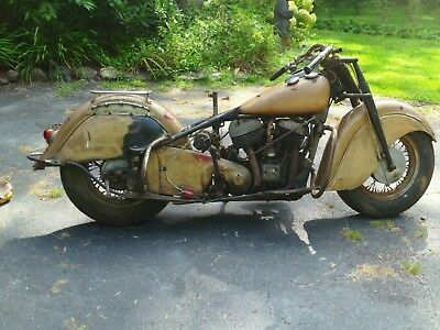 1947 Indian chief  1947  INDIAN  CHIEF