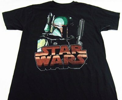Mens NEW Star Wars Storm Trooper Short Sleeve Logo Graphic T-Shirt Size S M